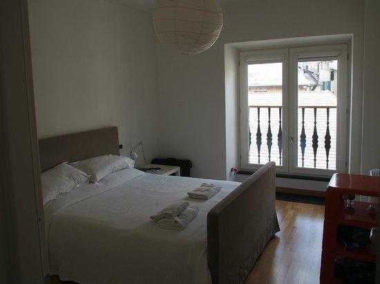 Locanda di Palazzo Cicala: Bedroom