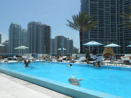 Kimpton EPIC Hotel: The pool