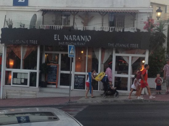 El Naranjo: An utterly awful dining experience