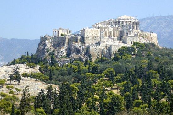 Athens Segway Tours: fenomenaal uyitzicht