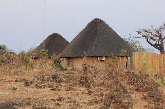 Ngoma Safari Lodge : Neighboring rooms