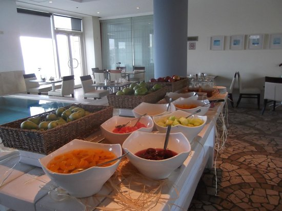 Leonardo Suite Tel-Aviv Bat-Yam: Speisen