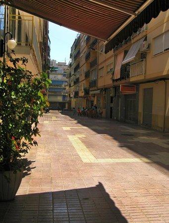 Primavera Hotel: Calle Gardenias