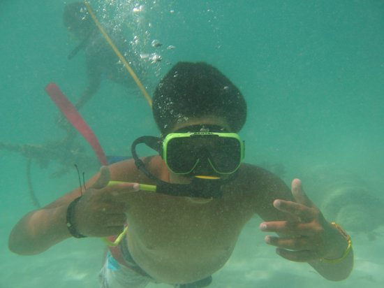 Easy Diving Punta Cana : thumbs up.