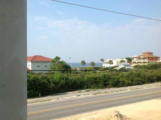 Lisbeth's Bed & Breakfast By the Sea: View from Hanauma Bay Balcony