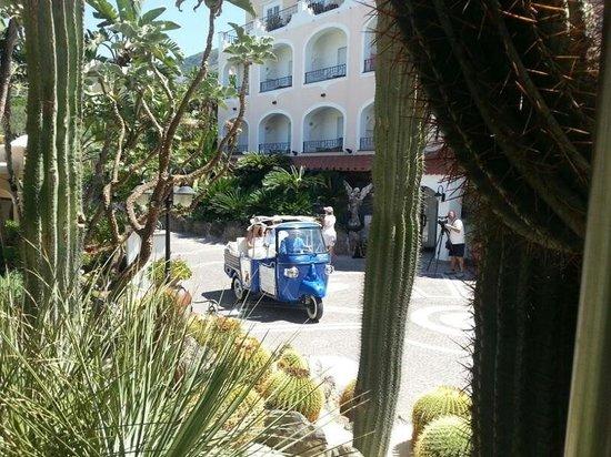 Sorriso Thermae Resort & Spa: Vialetto