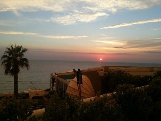 Sorriso Thermae Resort & Spa: Tramonto mozzafiato