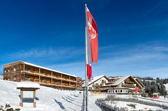 Hotel Saltria - true alpine living: Winter