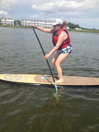 Delmarva Board Sport Adventures: private lesson