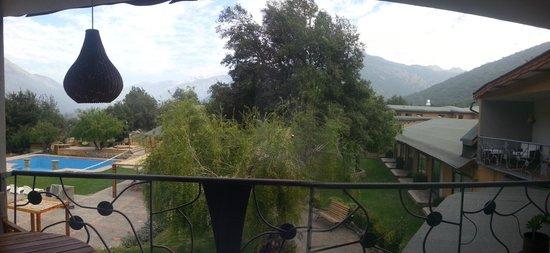 Hotel Qamaqi: Aussicht Suite 22