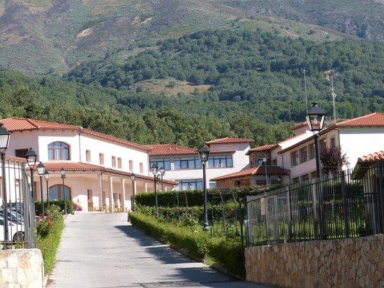 Hotel Mirador De La Portilla: Hotel