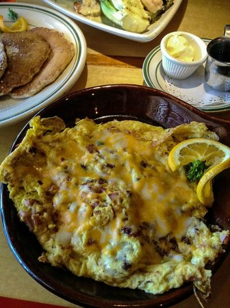Woody's Diner: Meat Lovers Skillet