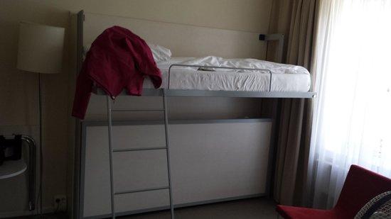 Thon Hotel Astoria : The bunk bad