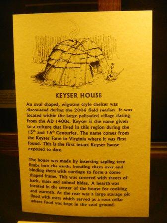 Allegany Museum: Keyser House