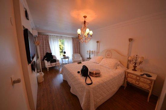 Hotel Estalagem St Hubertus : Suite cristal