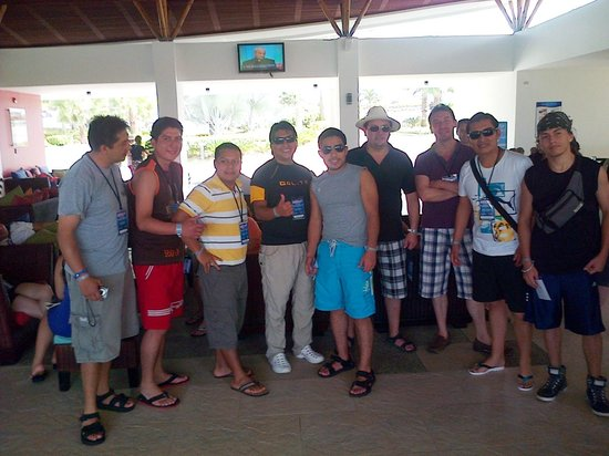 Royal Decameron Mompiche: recepcion