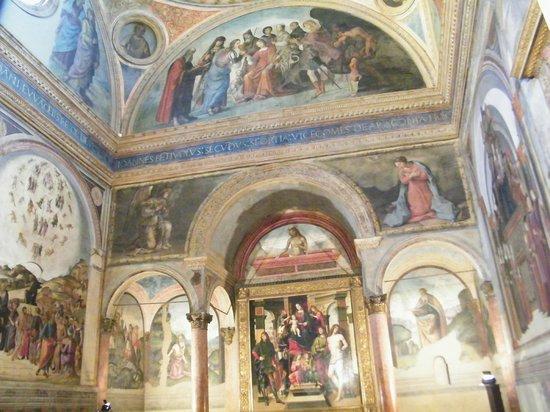 Cappella Bentivoglio-S. Giacomo Maggiore - BO - Bild von Chiesa di ...