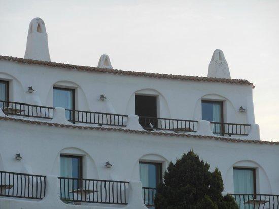 Hotel Luci di La Muntagna : veduta delle camere