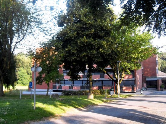 Ibis Styles Meeting Center Louvain la Neuve : Entrada principal