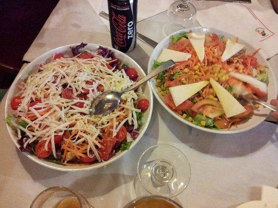 L'Insalata Ricca: ensaladas!