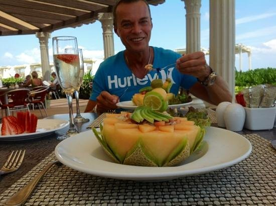 The Royal Playa del Carmen : Miam!!! une entrée surprise!!!