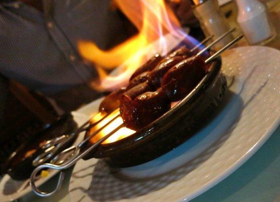 Restaurante Sevillano: ...