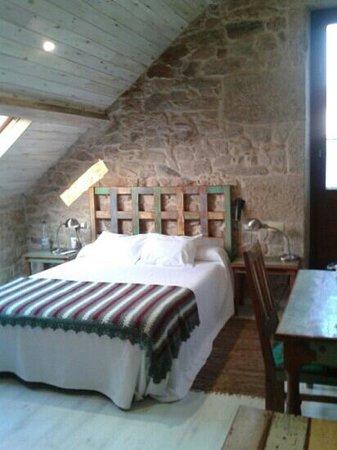 Hotel Rústico Teixoeira: habitación Rúa