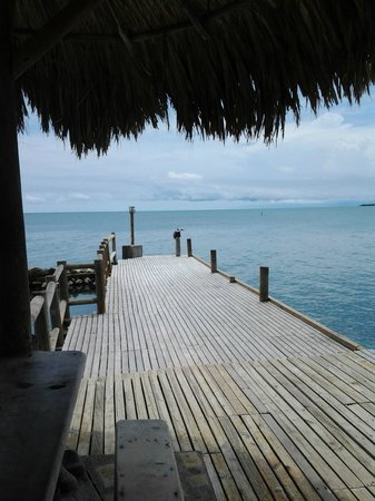 Punta Faro : muelle