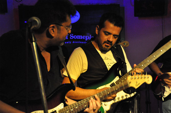 Someplace Else - The Park: Ehsaan Noorani Live!!!