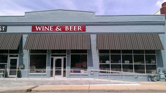 Appalachian Vintner: 745 Biltmore Ave, main entrance