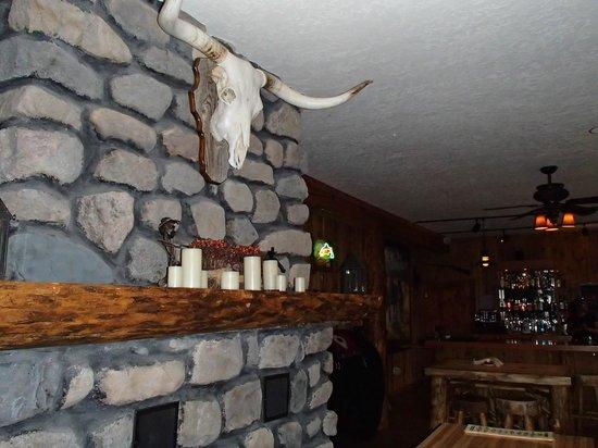 Montana Jack's: Montana decor
