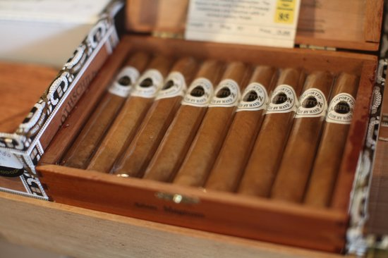 Wine A Bit Coronado: You'll find a well stocked humidor at Wine A Bit