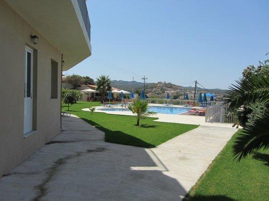 Renieris Hotel: Pool