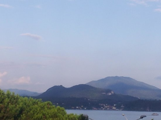 Hotel Milan Speranza Au Lac: view from hotel