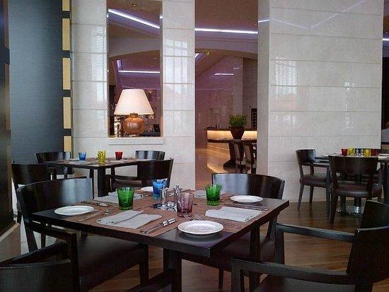 JW Marriott Hotel Ankara: Restaurant