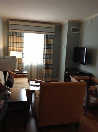 Homewood Suites by Hilton - Bonita Springs : coin salon