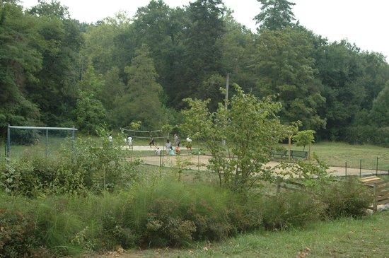 Camping L'étang D'ardy : l'aire de jeux