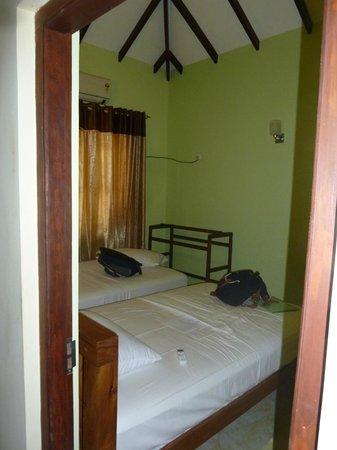 Samagi Guest House & Cottage : bedroom