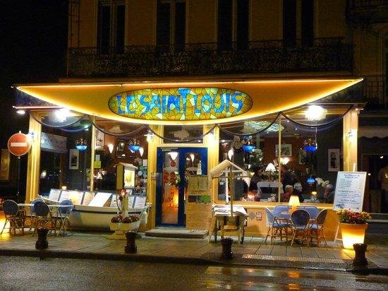 Restaurant Treport Le Saint Louis
