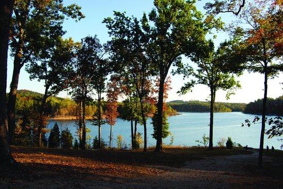 Rough River Dam Lodge Fall At State Resort Park