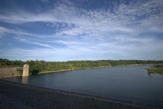 Rough River Dam Lodge Lake Area