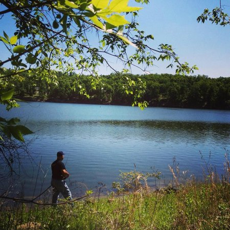 Rough River Dam Lodge Fishing
