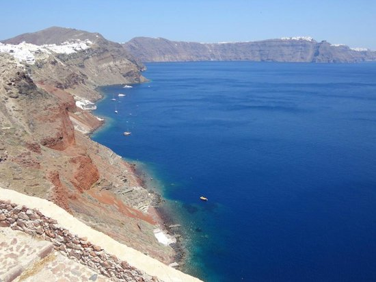 Santorini Private Day Tours: Panorama e mare