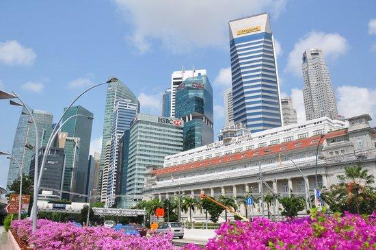 The Fullerton Hotel Singapore: Fullerton Hotel Area