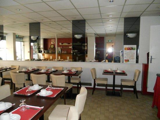 Eden Hotel Opéra: Restaurante do hotel