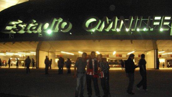 Estadio Omnilife: Vanguardista