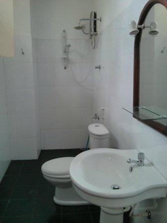 Pedlar62 Guest House : Baño