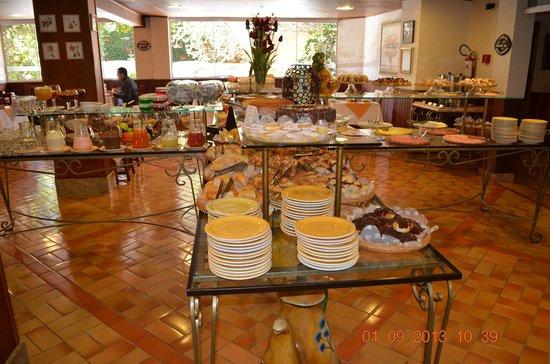 Flat Hotel Palazzo Reale: Não vai arrepender deste café