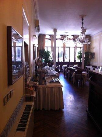 Centauro Hotel: Sala Colazioni