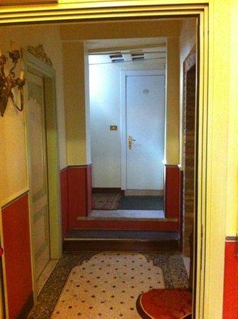 Centauro Hotel: Corridoio
